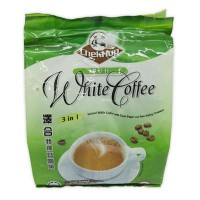 Chek Hup 3 in 1 Ipoh White Coffee Less Sweet 15x35 Gr