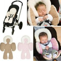 Delima JJ Cole Reversible Body Support / Alas Car Seat Stroller Bouncer