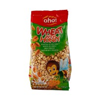 Oho Cereal Wheat with Honey 250 GR