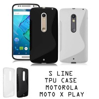 STPU Soft Case Motorola Moto X Play