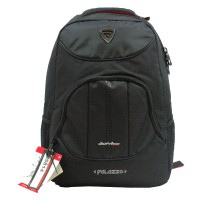 Tas Ransel Laptop Backpack Palazzo Original 35814 Free Rain Cover