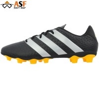 ADIDAS ACE 16.4 SOCCER SHOES CORE BLACK AQ5065