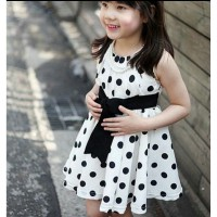 Dress Anak Pretty Dress Polka dot