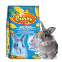 NEW BRITER BUNNY RABBIT FOOD 1KG BROKOLI WORTEL