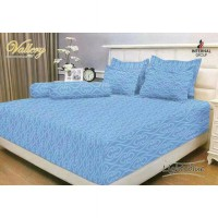 SEPREI INTERNAL VALERIE 180X200X30CM @LIGHT BLUE