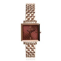 [macyskorea] Vivienne Westwood Womens VV087BYRS Exhibitor Rose Gold-Tone Stainless Steel W/15863825