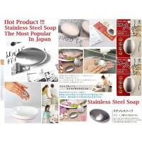 Magic Stainless Steel Soap / Sabun Penghilang Bau Tak Sedap