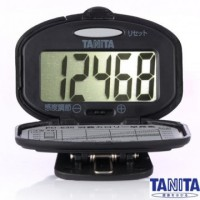 Japan TANITA standard pedometer PD-635 (black)