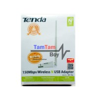 Tenda W311MA 150Mbps Wireless USB Adapter 2.0 Untuk Receiver Parabola