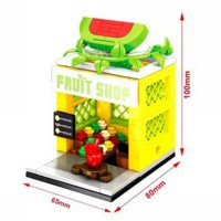 Sembo Block SD6028 Fruit Shop 111 Pcs
