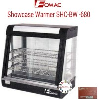 Fomac Showcase Display warmer SHC-BW-680 etalase plus penghangat