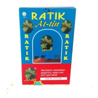 RATIK At-tin 100 kapsul - Herbal Asam Urat Dan Rematik