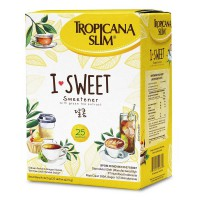 Tropicana Slim I-SWEET Package | isi 3 dus