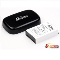 eXt-Power Extended Battery 3600mAh for Huawei E5331 (HB4F1) - EXT-E5331 - Black