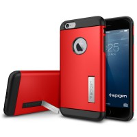 Spigen Tough Armor iPhone 6 With Kick Stand