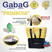 GABAG COOLER BAG - PRIMROSE