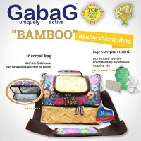 GABAG COOLER BAG - BAMBOO