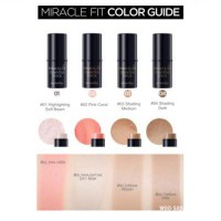 Secret Key Miracle Fit Contour Stick
