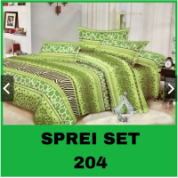 Sprei set katun poly tc import (uk.120 x 200 cm)