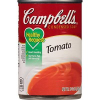 [macyskorea] Campbells Healthy Request Condensed Soup, Tomato, 10.75 Ounce (Pack of 4)/8901366