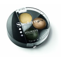 Bourjois Smoky Eyes Trio Eyeshadow No.02 Or Baroque
