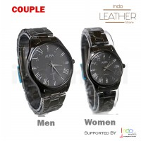 Jam Tangan COUPLE Al Ba WAC01 BONUS BOX EXCLUSIVE