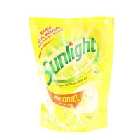 Sunlight Sabun Cuci Cair Lemon Reffil 200 ML