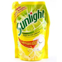 Sunlight Sabun Cuci Cair Lemon Reffil 400 ML