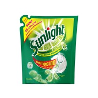 Sunlight Sabun Cuci Cair Lime Reffil 1600 ML