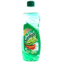 Sunlight Sabun Cuci Cair Lime Botol 400 ML
