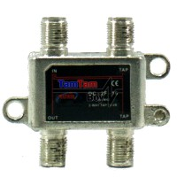 Matrix Tap Indoor DC-2F-16 (5-1000 Mhz) 2 Way Tap 16 dB