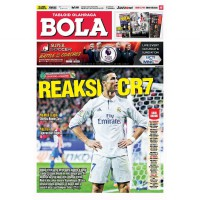 [SCOOP Digital] Tabloid Bola / ED 2718 NOV 2016