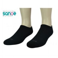 Sante Health deodorant socks - sports socks ship plain -M 6 Dual