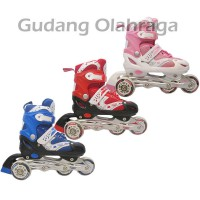 Sepatu Roda BAJAJ / Inline Skate POWER SUPERB Model BAJAJ