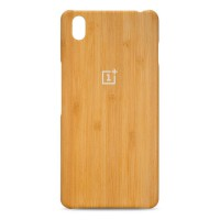 Fashion Bamboo Original OnePlus X / One Plus X Backcover / Backcase / Hardcase