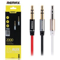 Remax Aux Cable RM-L200 2m (Kabel Audio)
