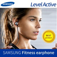 [SAMSUNG] Bluetooth wireless earphones Level Active EO-BG930 / new comfortable earset in-ear / streo