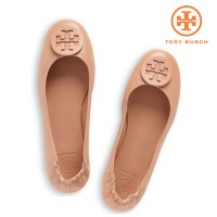 TORY BURCH MINNIE TRAVEL BALLET FLAT SHOES [AVAILABLE IN 8 COLORS]