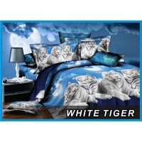 FATA - Sprei King White Tiger