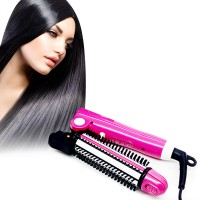 NOVA LIPAT 3in1 ALAT CATOK RAMBUT PORTAL CURL IRON 26 MM HAIR CURLING
