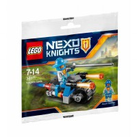 Lego Nexo Knights Polybag 30371 Knight's Cycle