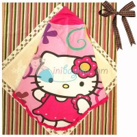 Kiddie Wear Veil Hello Kitty Size M Color Pink For Girls Age 2YR - 2YR