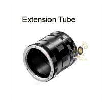 Extension Tube For M4/3 (Olympus, Panasonic, dll)