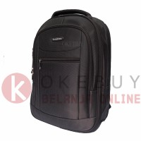 Tas Ransel Laptop Luminox 7705 Black Expandable + Rain Cover