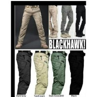 Celana Tactical Panjang Blackhawk Hight Quality [Black]