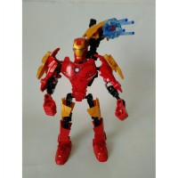 Action Figure IRON MAN Super Heroes Bricks / Balok