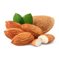 Natural Whole Almond 250 Gr