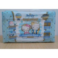 Sweety Open Comfort Gold S 26