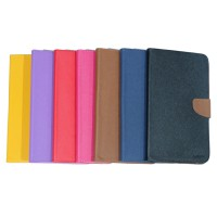 Mercury Samsung Tab 4 Ukuran 8.0 inch / T330 Fancy Diary Flipshell / Flipcover / Leather Case