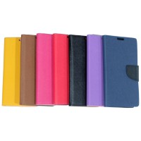Mercury Sony Xperia T3 Fancy Diary Flipshell / Flipcover / Leather Case - Colour